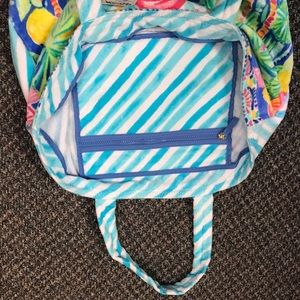 Lilly Pulitzer Bags - Lilly Pulitzer Beach Tote Amelia Island